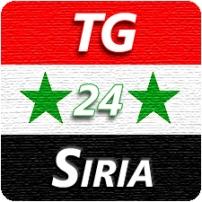 Tg24Siria Logo