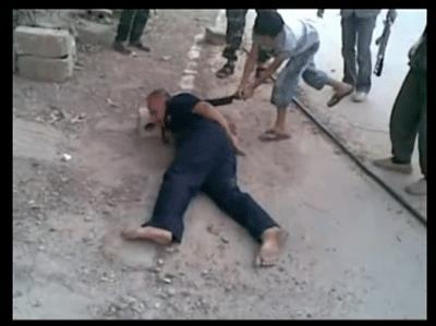 violazioni e gli atti di violenza contro i bambini da parte dei terroristi dell'FSA