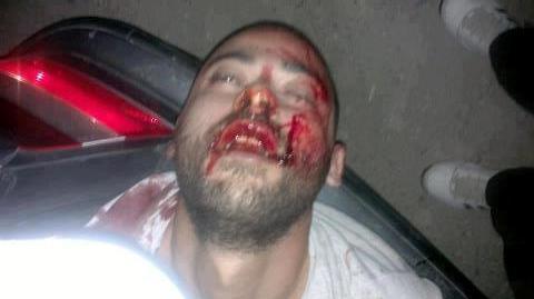 Il corpo di Mohamed Rafea