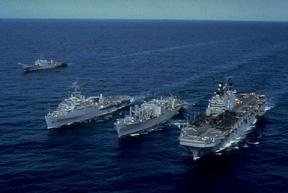 Russian vessels