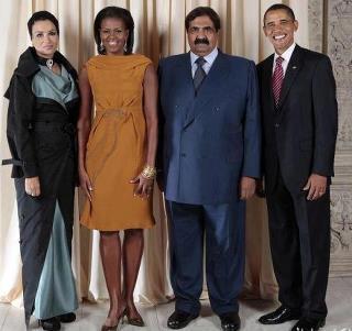 Hamad, Qatar, Obama, Usa