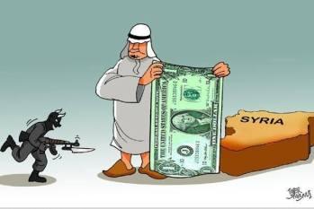 Il Dono dell'Arabia ai Takfiri
